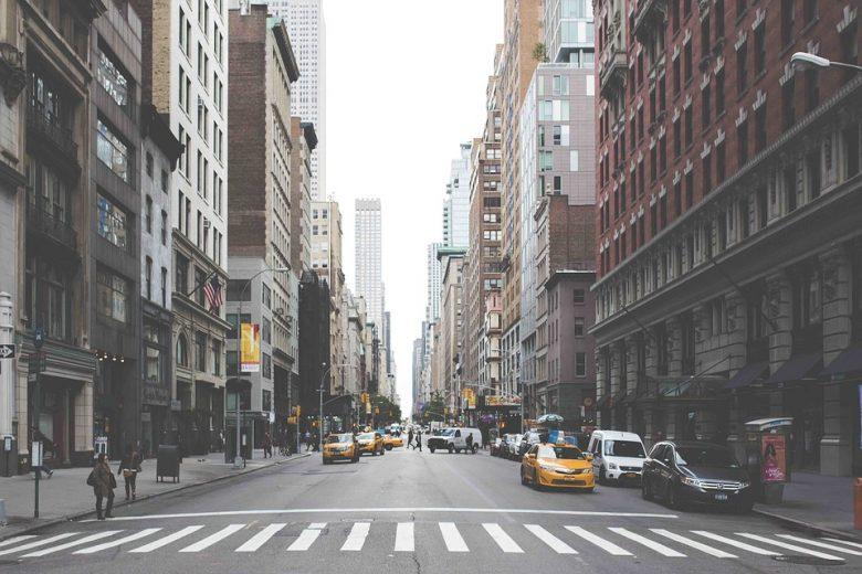 tableau de New-York